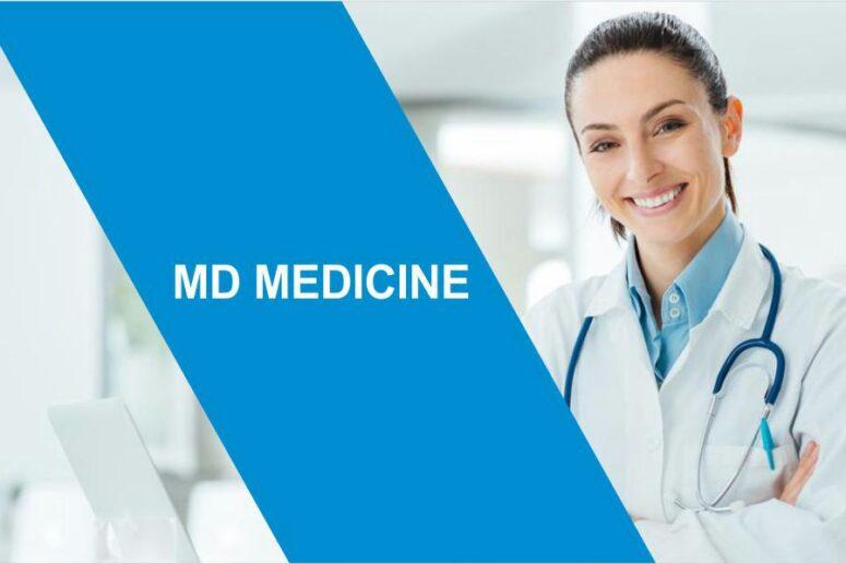 MD Medicine Jobs in India