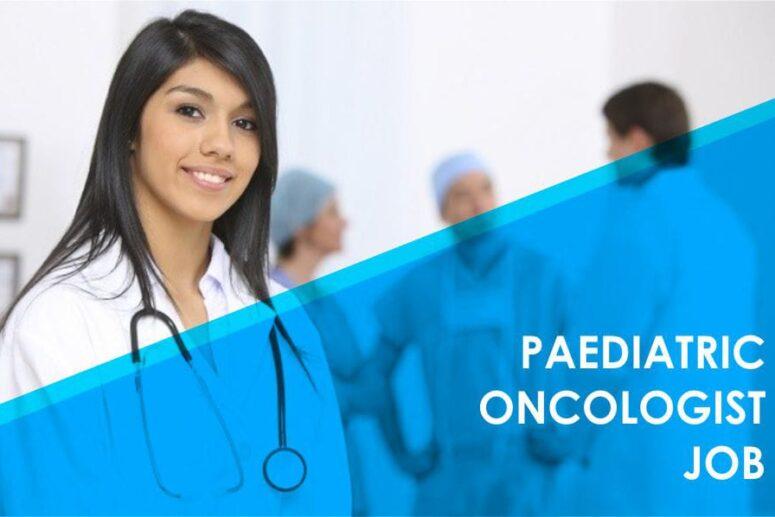 paediatric oncology jobs
