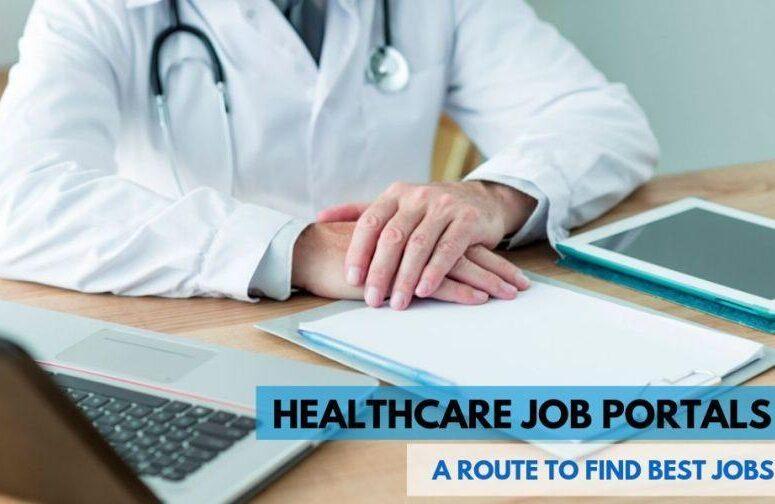 Healthcare Job Portals